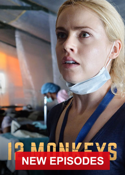 12 Monkeys on Netflix UK