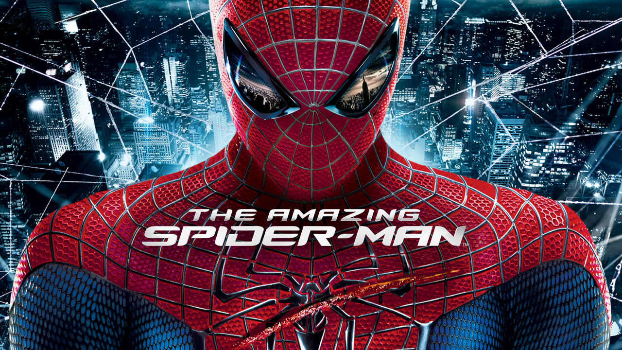 is 'the amazing spider-man' (2012) available to watch on uk netflix