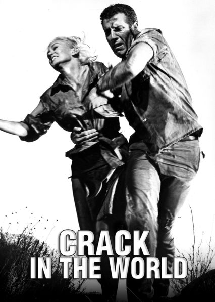 Is 'Crack in the World' (1965) available to watch on UK Netflix