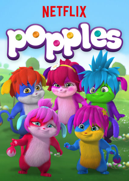 Popples on Netflix UK
