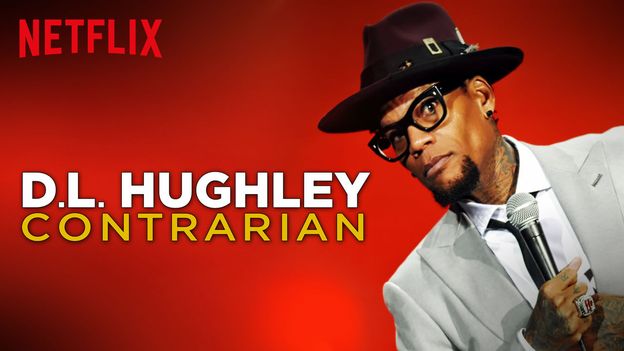 D.L. Hughley: Contrarian on Netflix UK