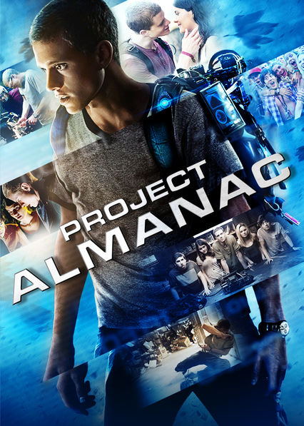 Project Almanac on Netflix UK