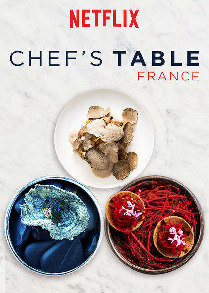 Chef's Table: France on Netflix UK