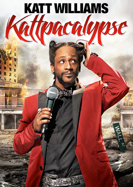 Katt Williams: Kattpacalypse on Netflix UK