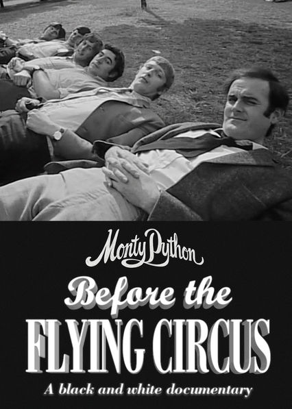 Monty Python: Before the Flying Circus on Netflix UK