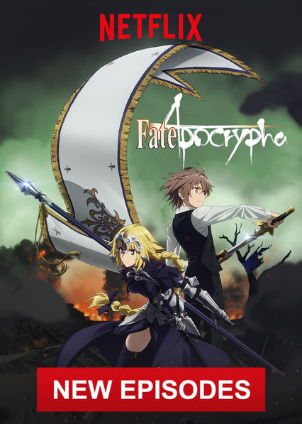 Fate/Apocrypha on Netflix UK