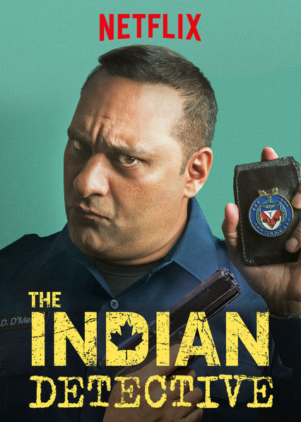 The Indian Detective on Netflix UK
