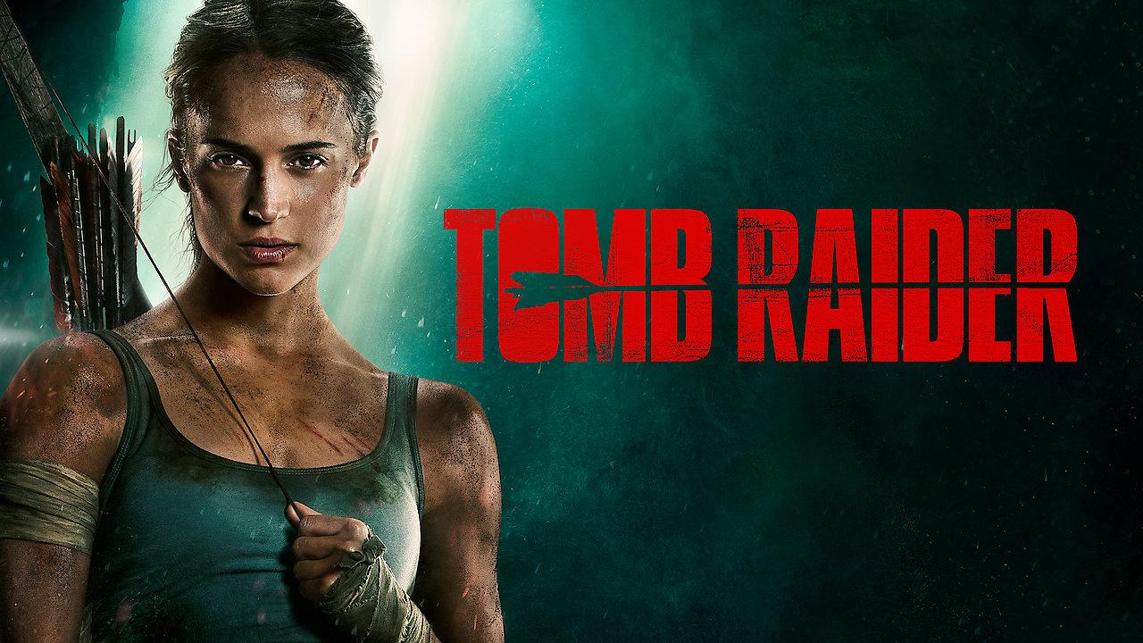 Tomb Raider on Netflix UK