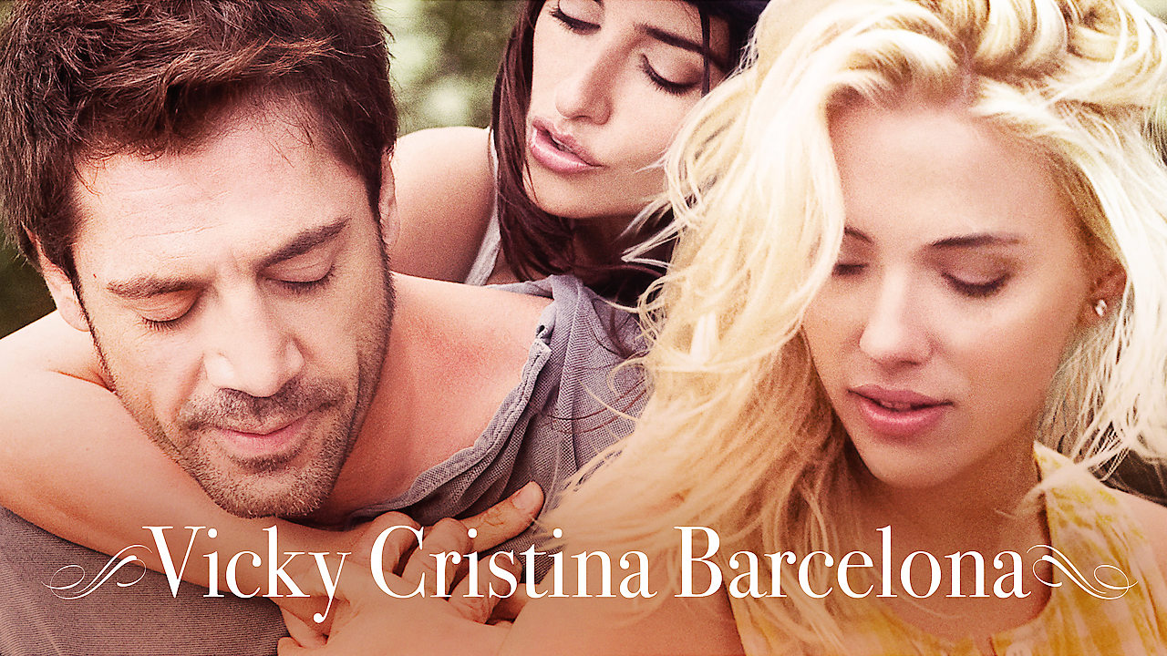 Vicky Cristina Barcelona on Netflix UK