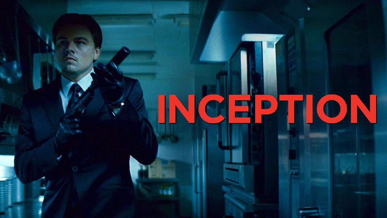 Inception on Netflix UK