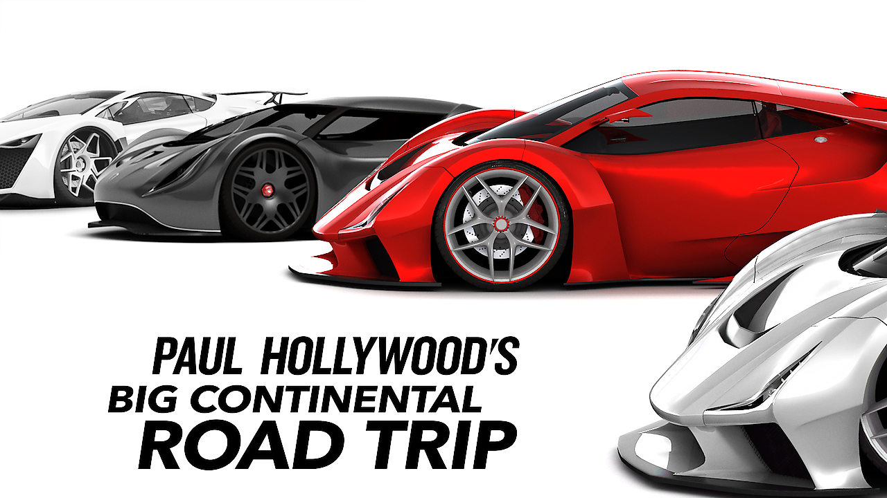 Paul Hollywood's Big Continental Road Trip on Netflix UK
