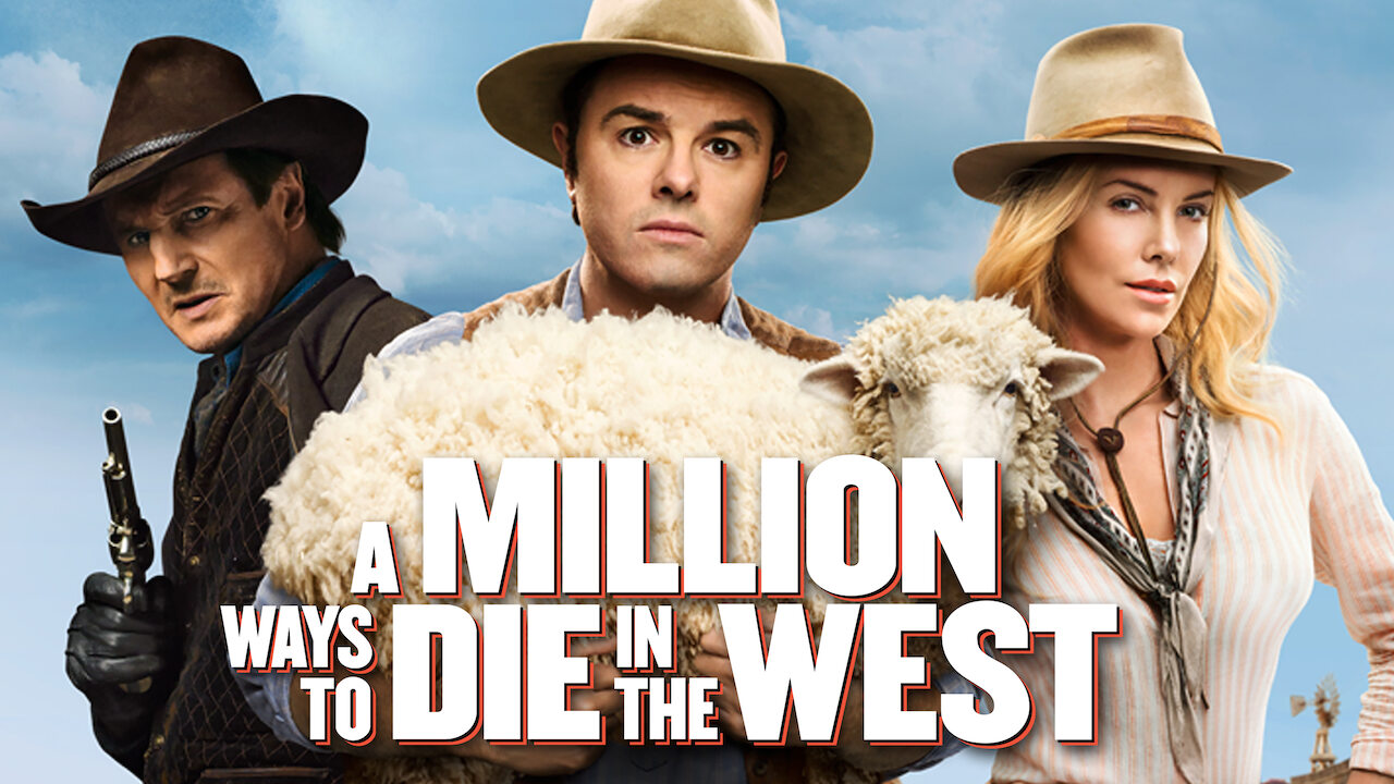 A Million Ways to Die in the West on Netflix UK