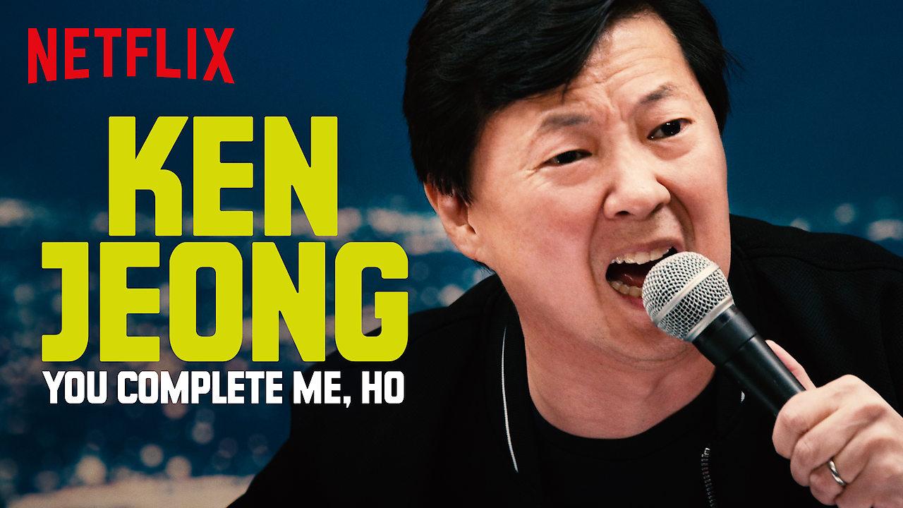 Ken Jeong: You Complete Me, Ho on Netflix UK