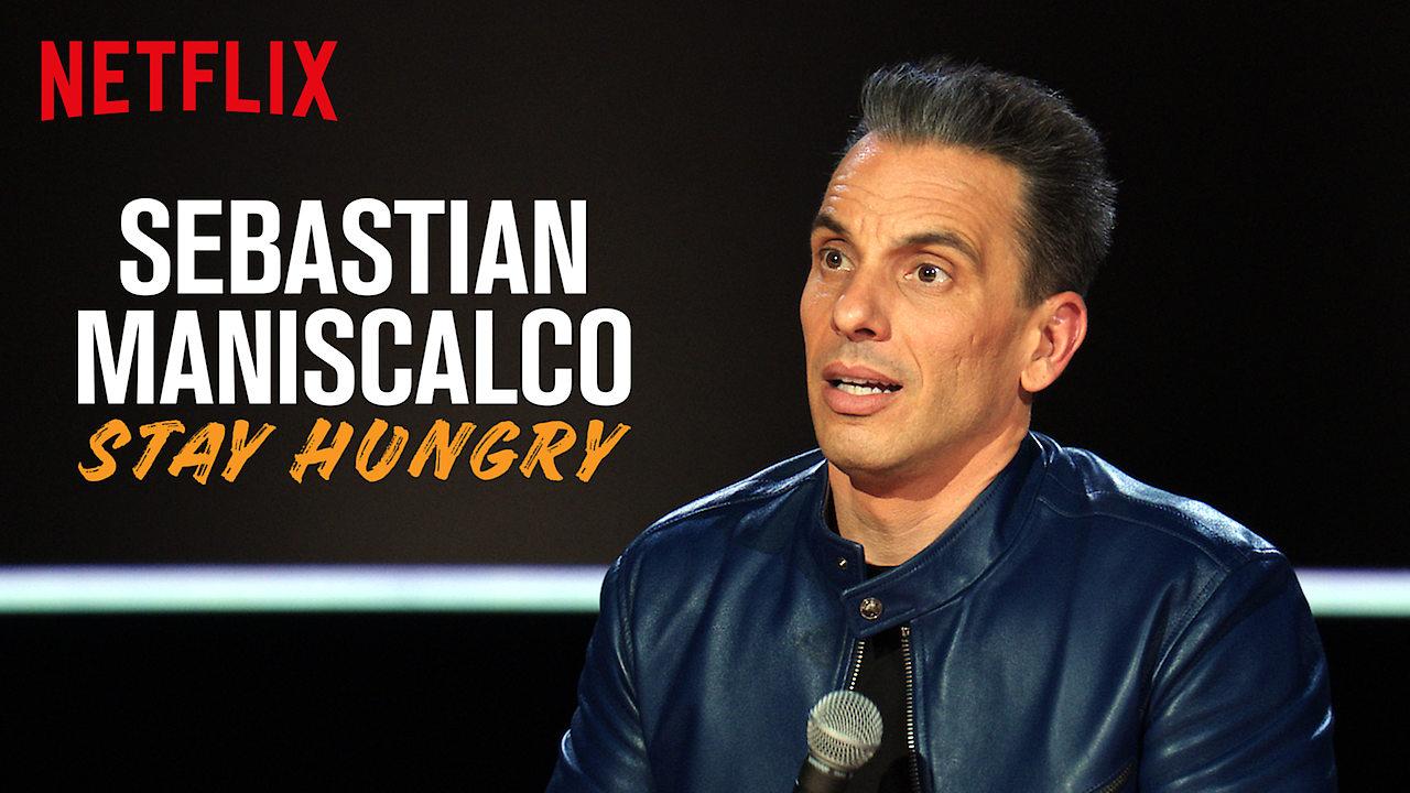 Sebastian Maniscalco: Stay Hungry on Netflix UK
