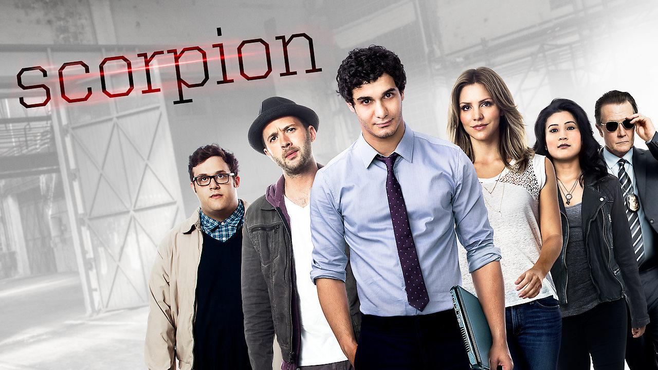 Scorpion Staffel 4 Netflix