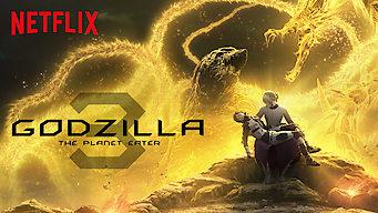 GODZILLA The Planet Eater (2018)