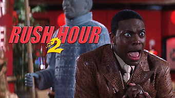 Is Rush Hour 2 2001 On Netflix France