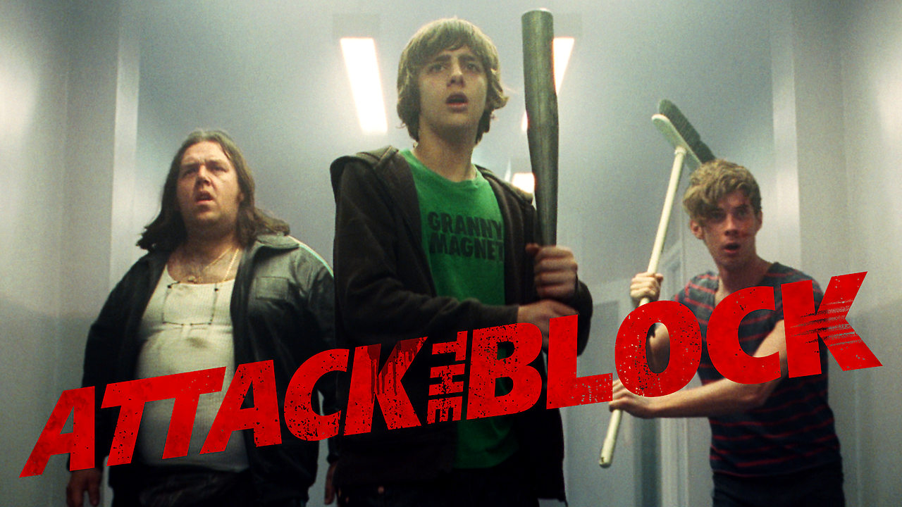 Attack the Block on Netflix UK