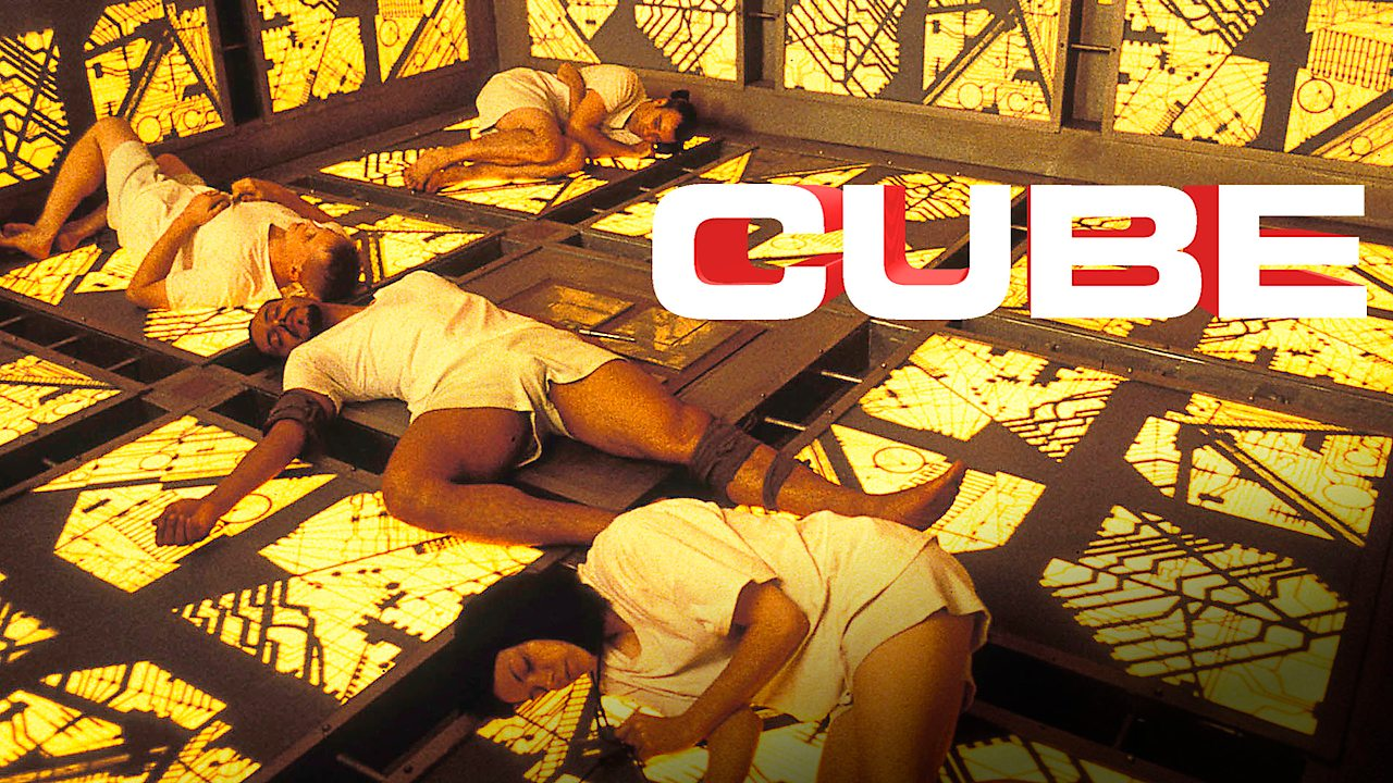 Cube on Netflix UK
