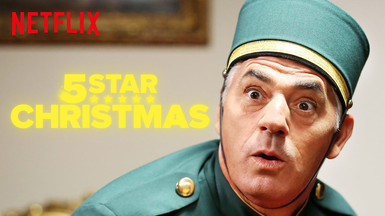 5 Star Christmas on Netflix UK