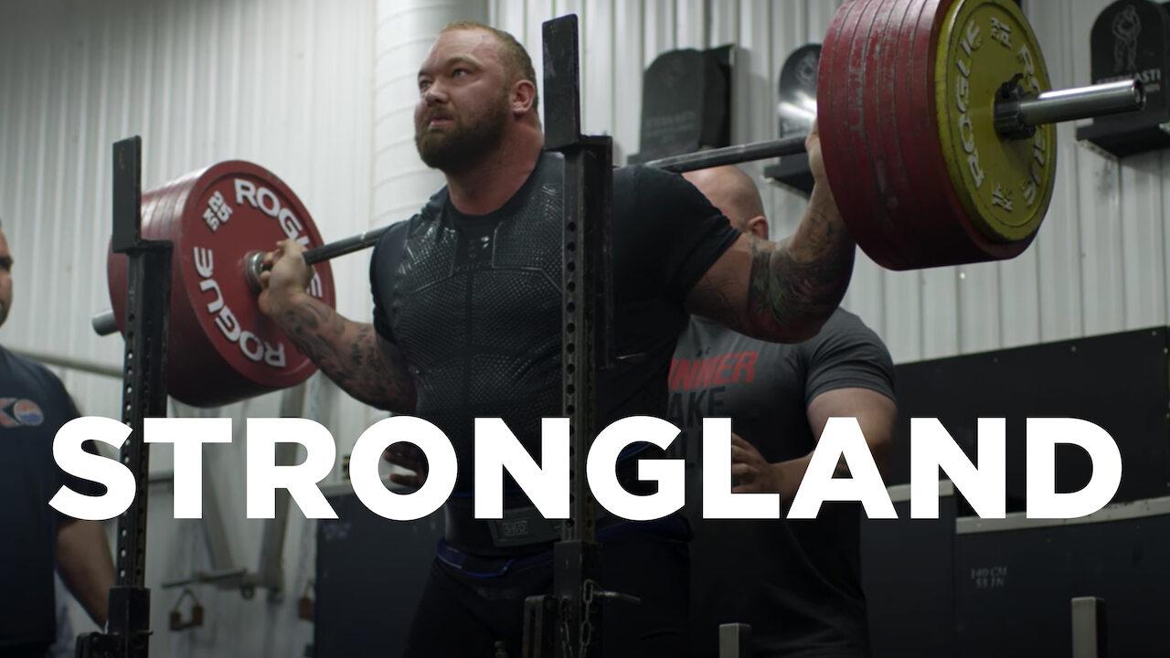 Strongland on Netflix UK