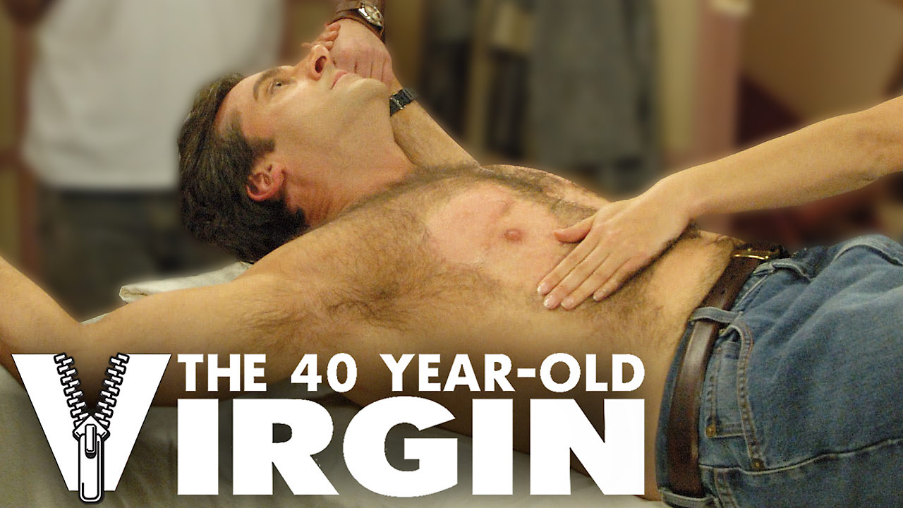 The 40-Year-Old Virgin on Netflix UK