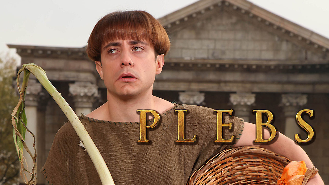 Plebs on Netflix UK