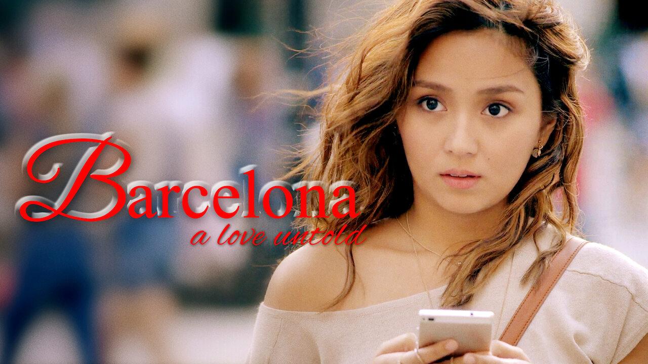 Barcelona: A Love Untold on Netflix UK