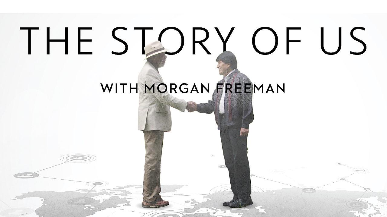 The Story of Us with Morgan Freeman on Netflix UK