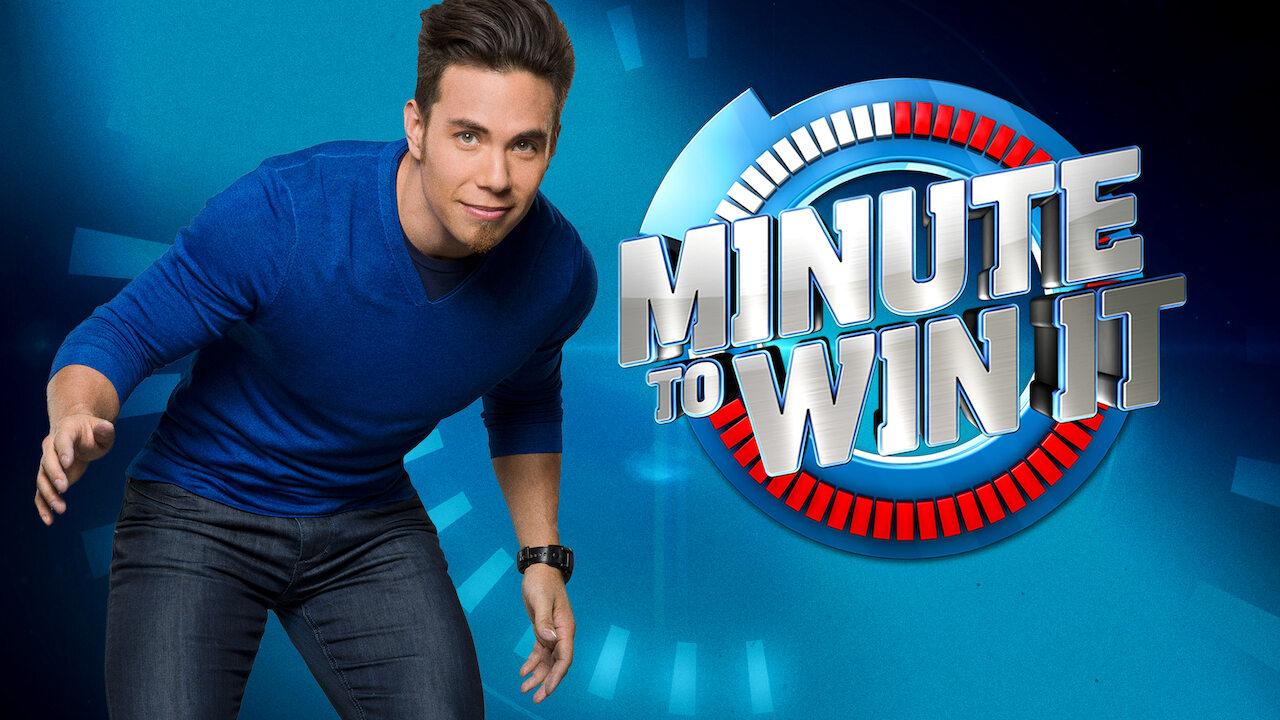Minute to Win It on Netflix UK