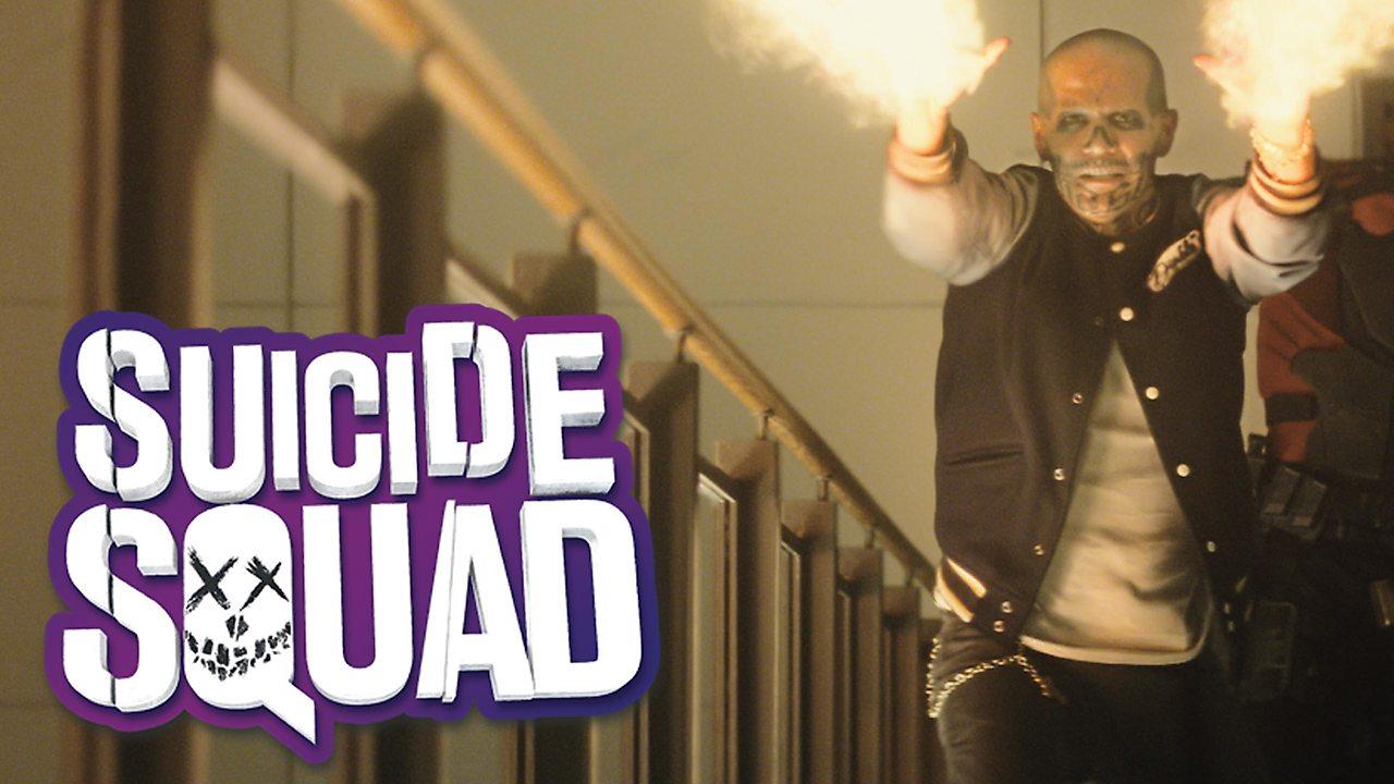 Suicide Squad on Netflix UK