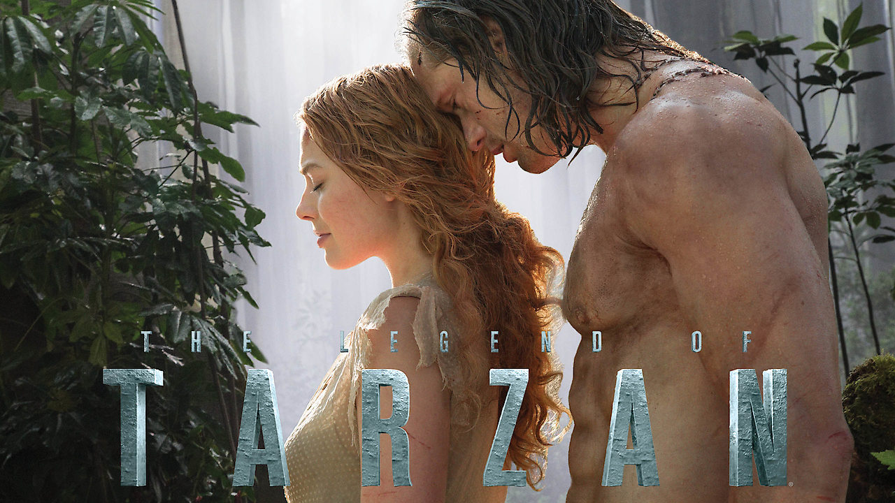 The Legend of Tarzan on Netflix UK
