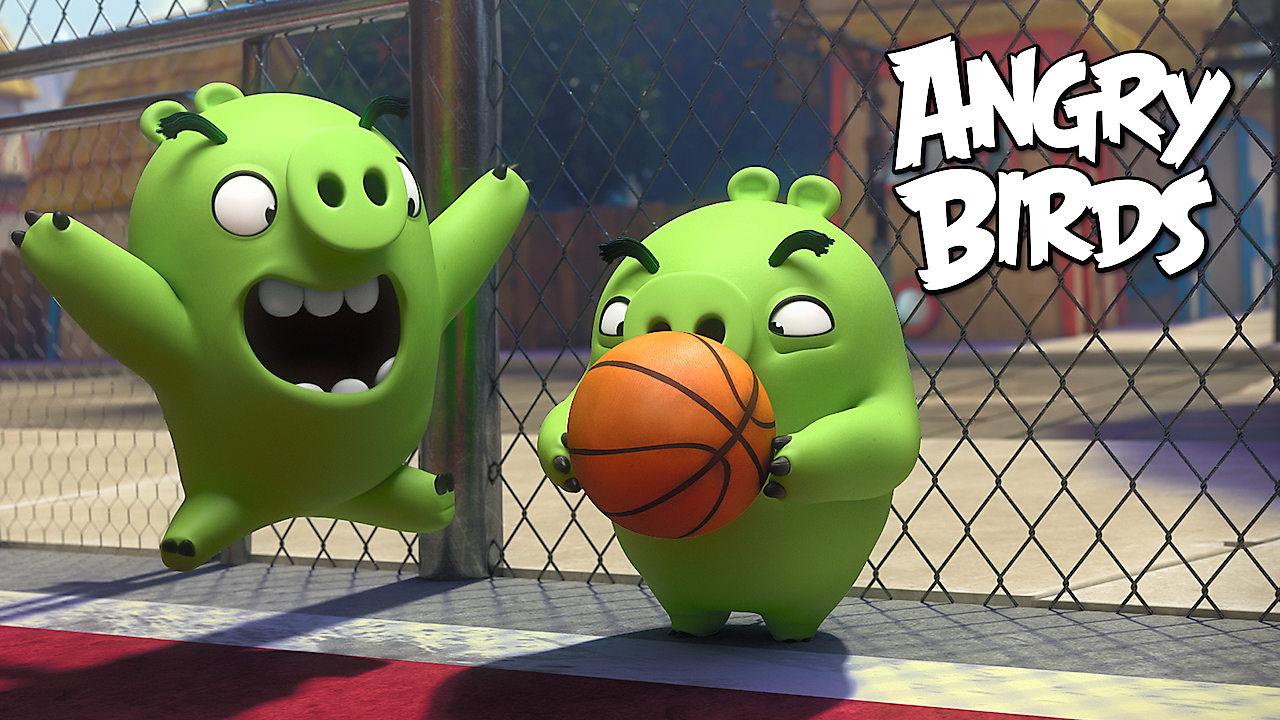 Angry Birds on Netflix UK