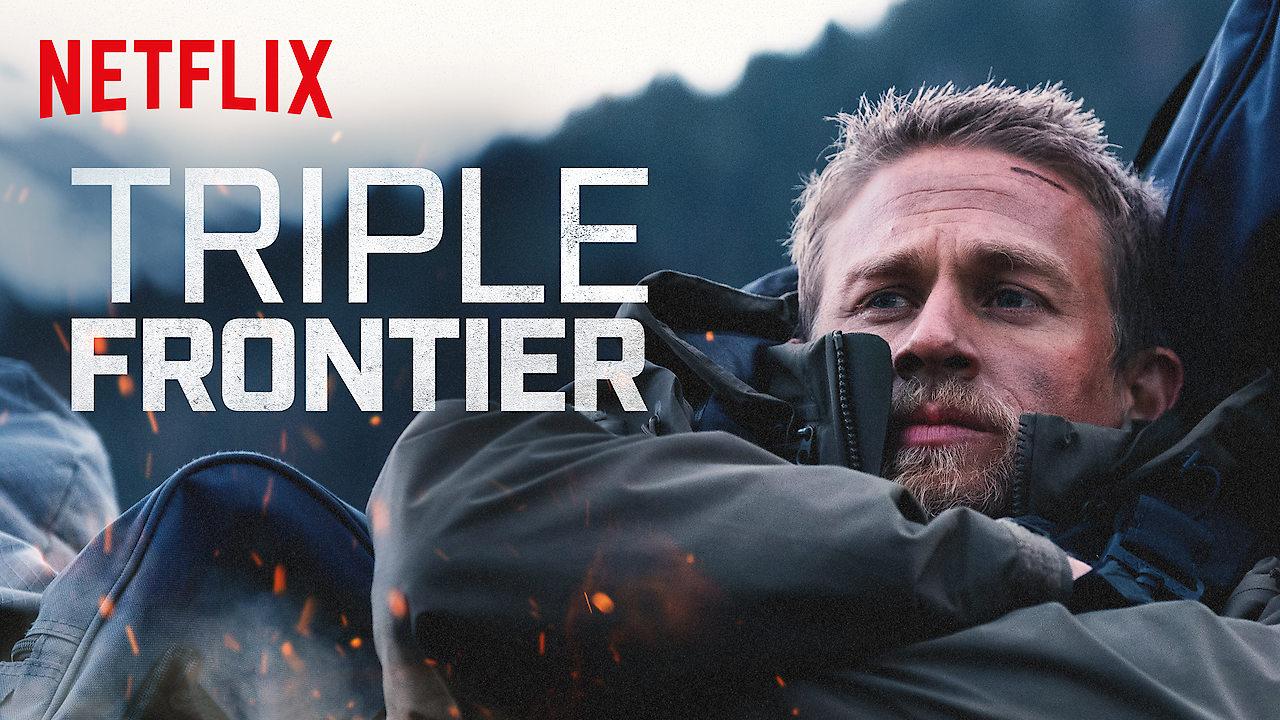 Triple Frontier on Netflix UK