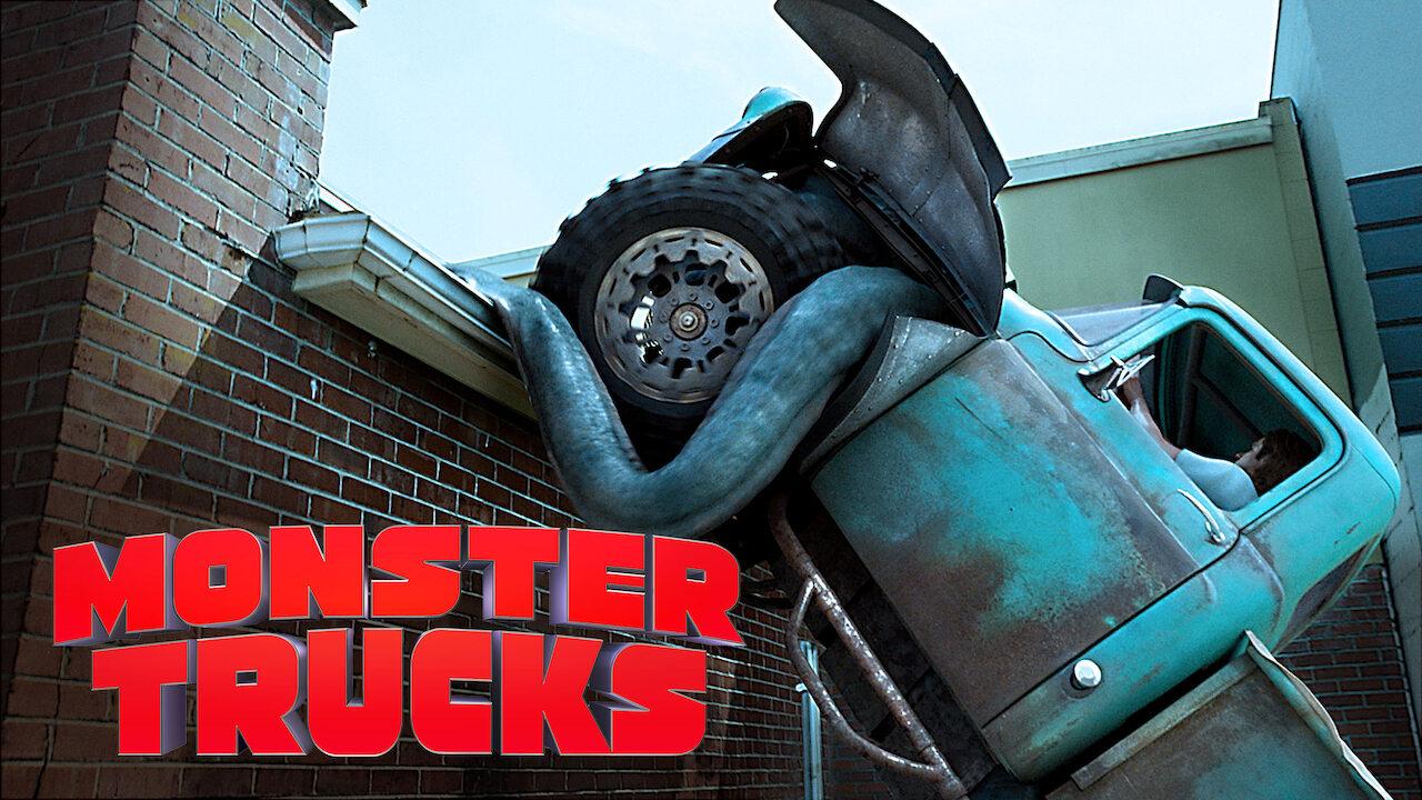 Monster Trucks on Netflix UK