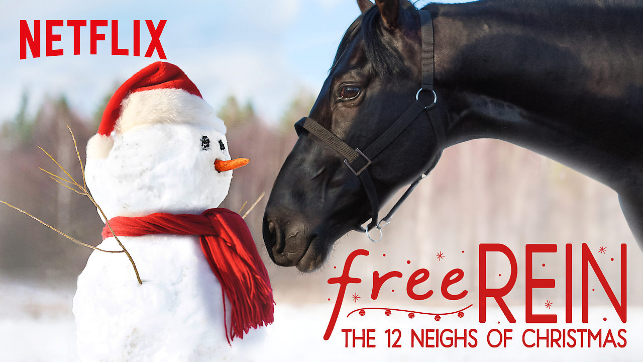 Free Rein: The Twelve Neighs of Christmas on Netflix UK