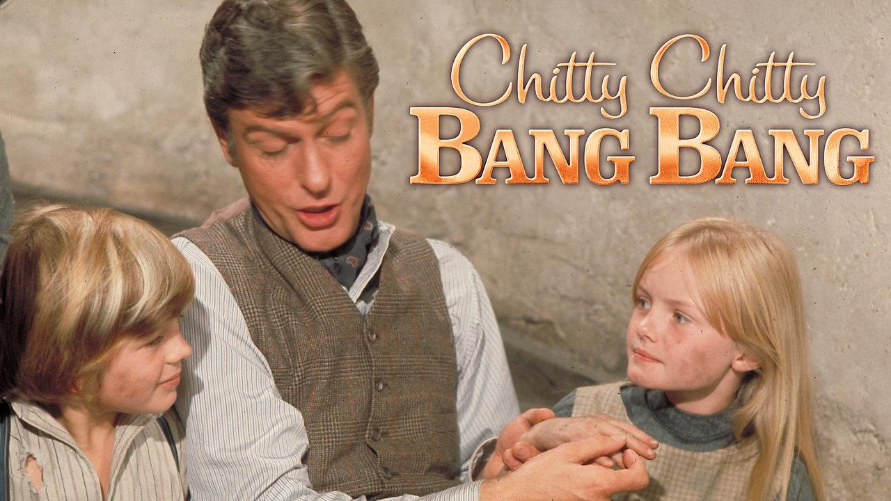 Chitty Chitty Bang Bang on Netflix UK
