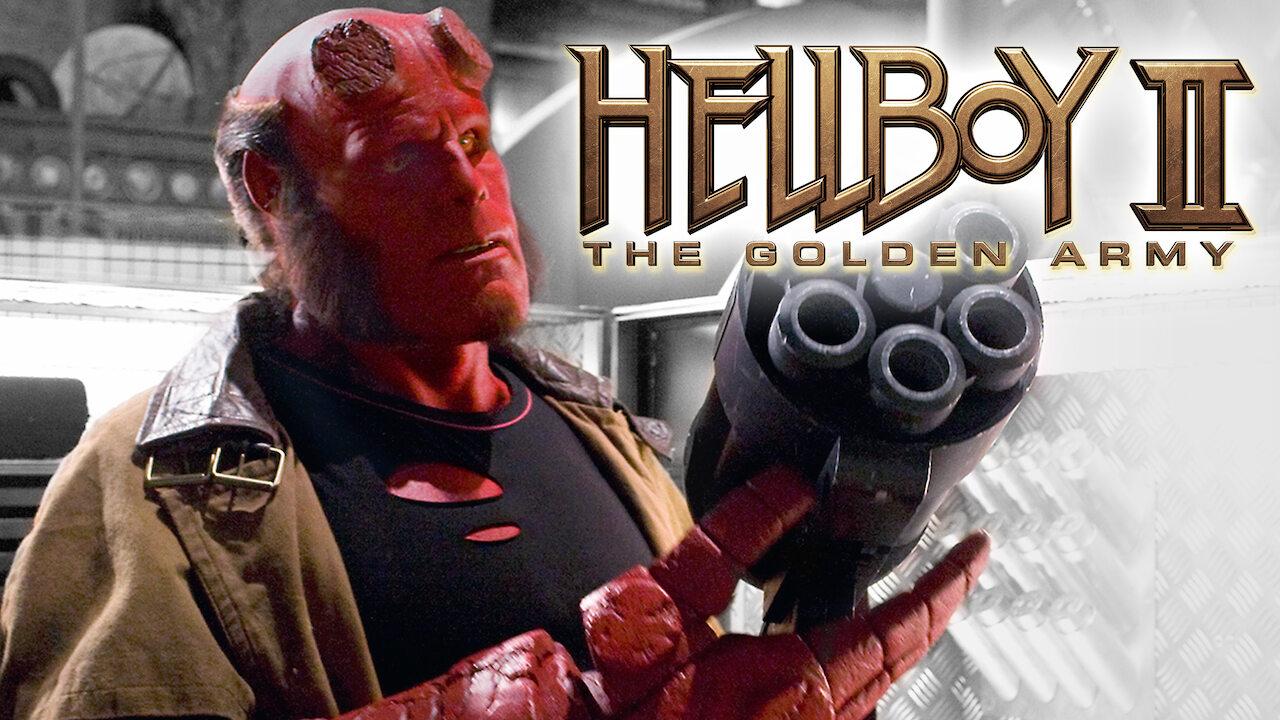 Hellboy II: The Golden Army on Netflix UK