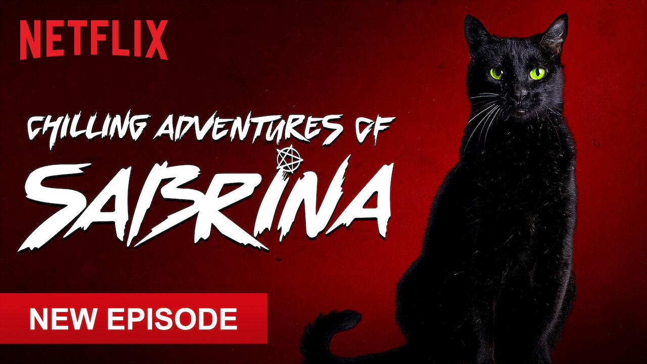 Chilling Adventures of Sabrina on Netflix UK