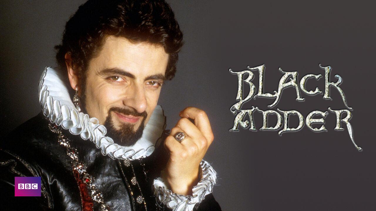 Blackadder on Netflix UK
