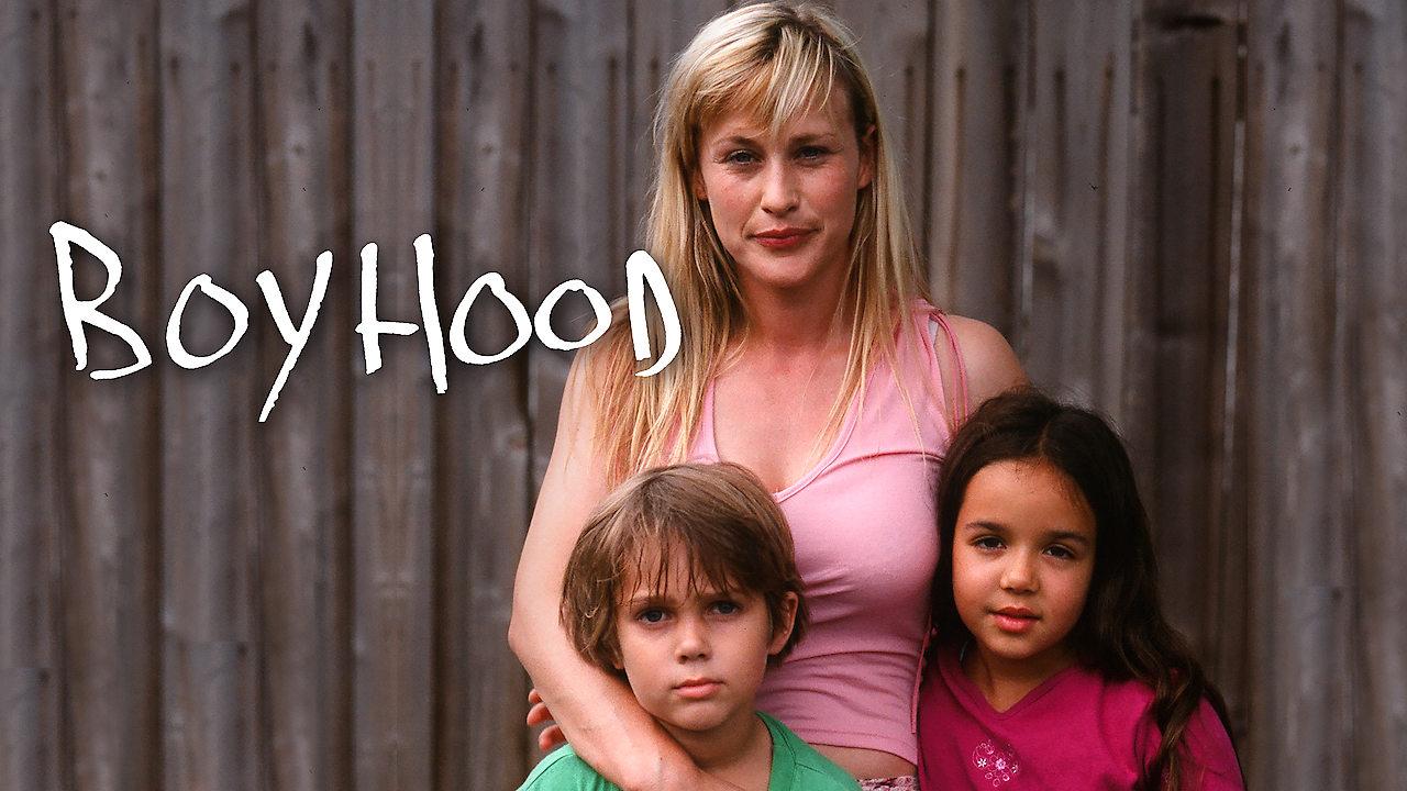 Boyhood on Netflix UK