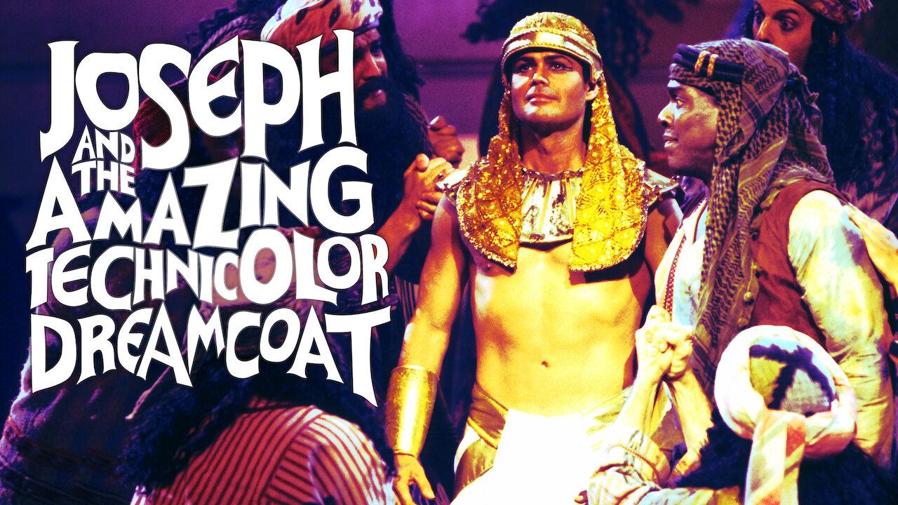 Joseph and the Amazing Technicolor Dreamcoat on Netflix UK