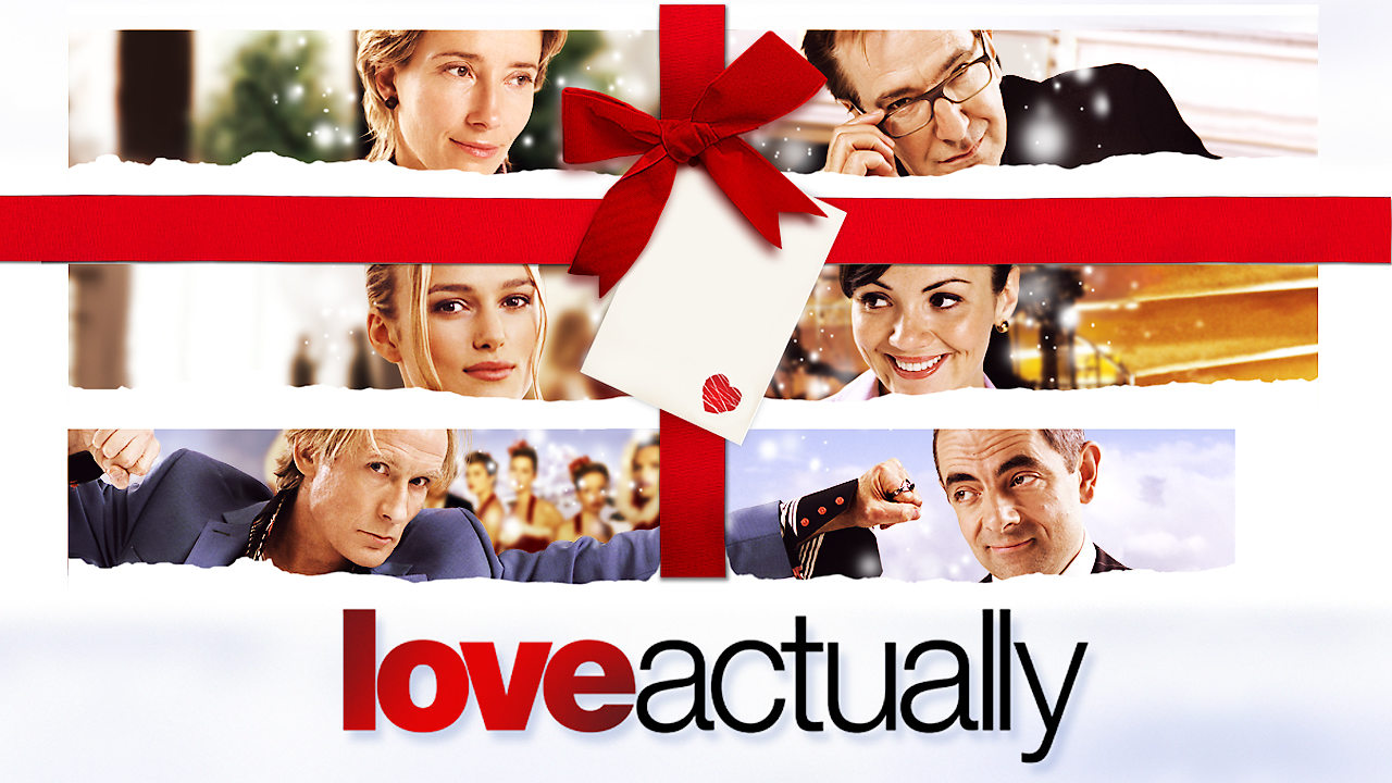 Love Actually on Netflix UK