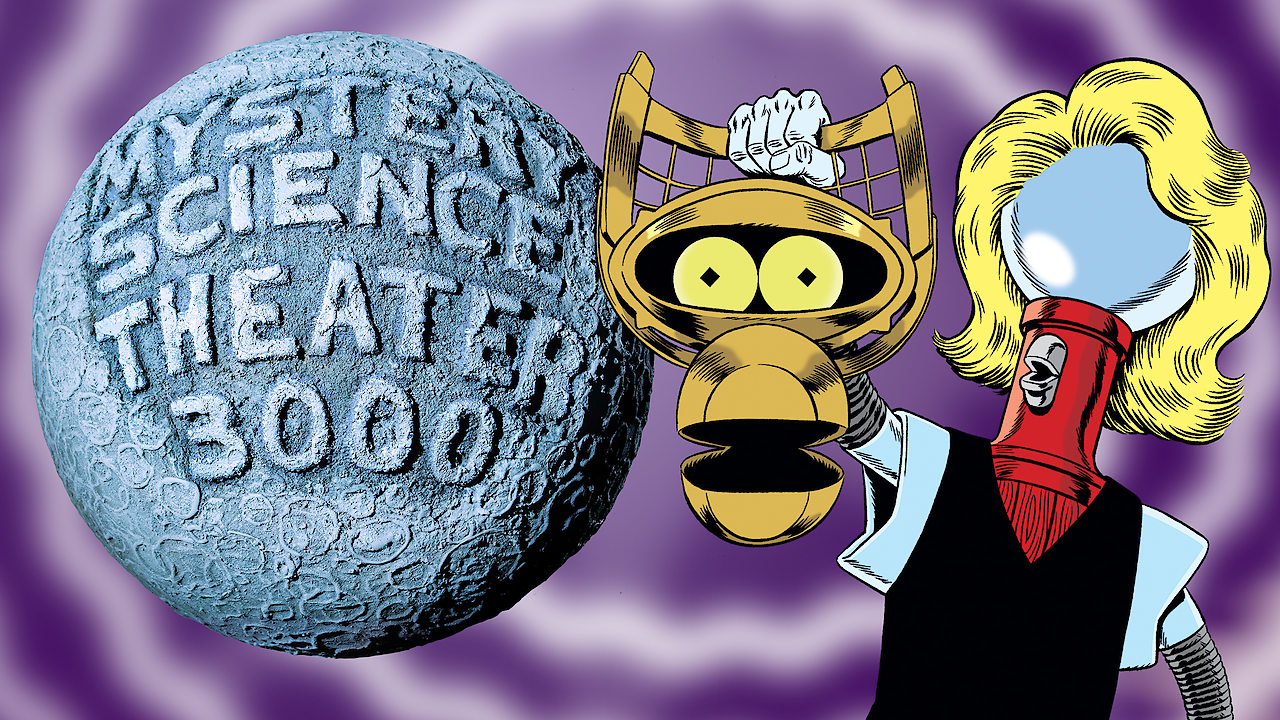 Mystery Science Theater 3000 Collection : Classic on Netflix UK
