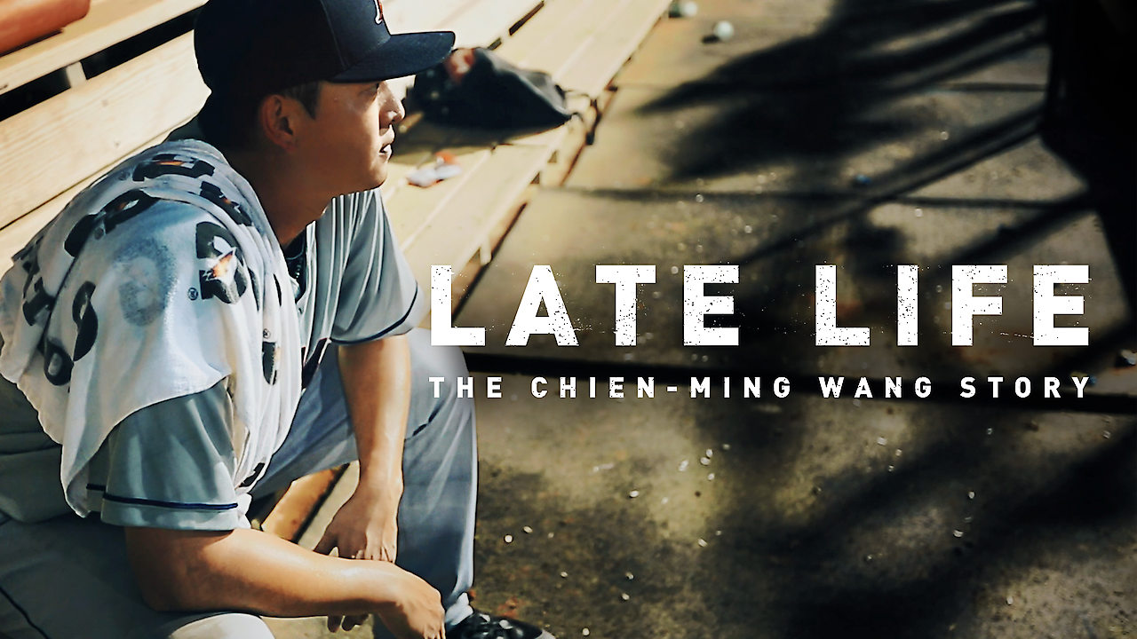 Late Life: The Chien-Ming Wang Story on Netflix UK