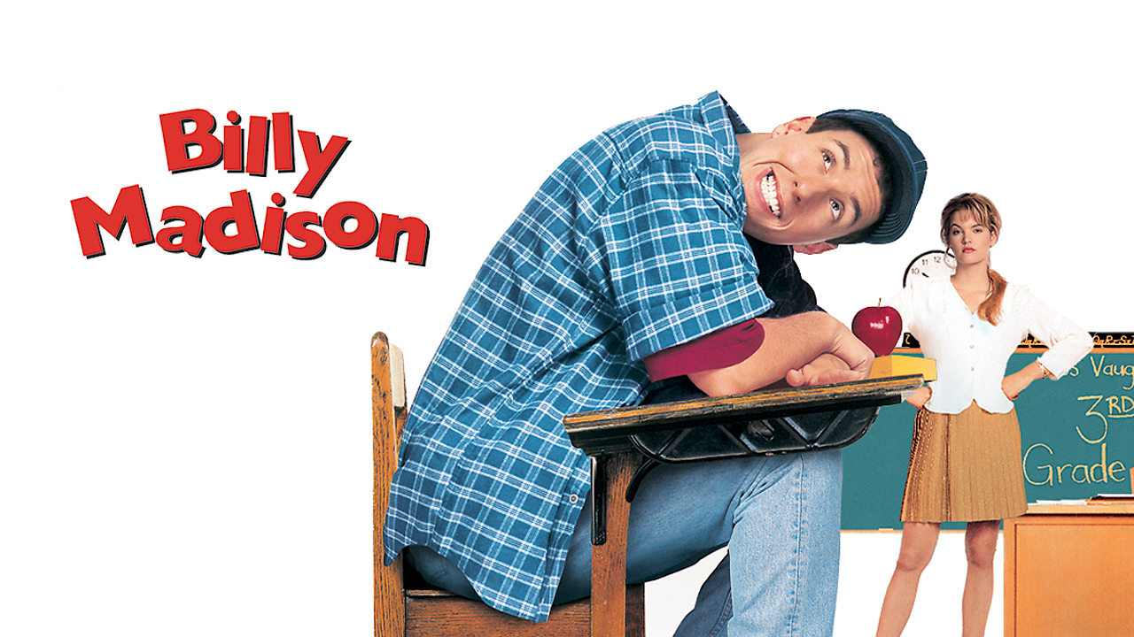 Billy Madison on Netflix UK