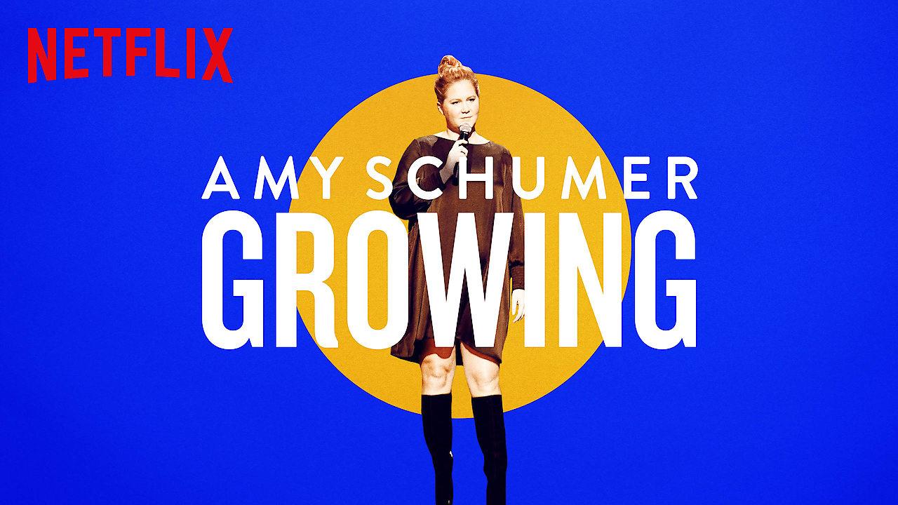 Amy Schumer Growing on Netflix UK