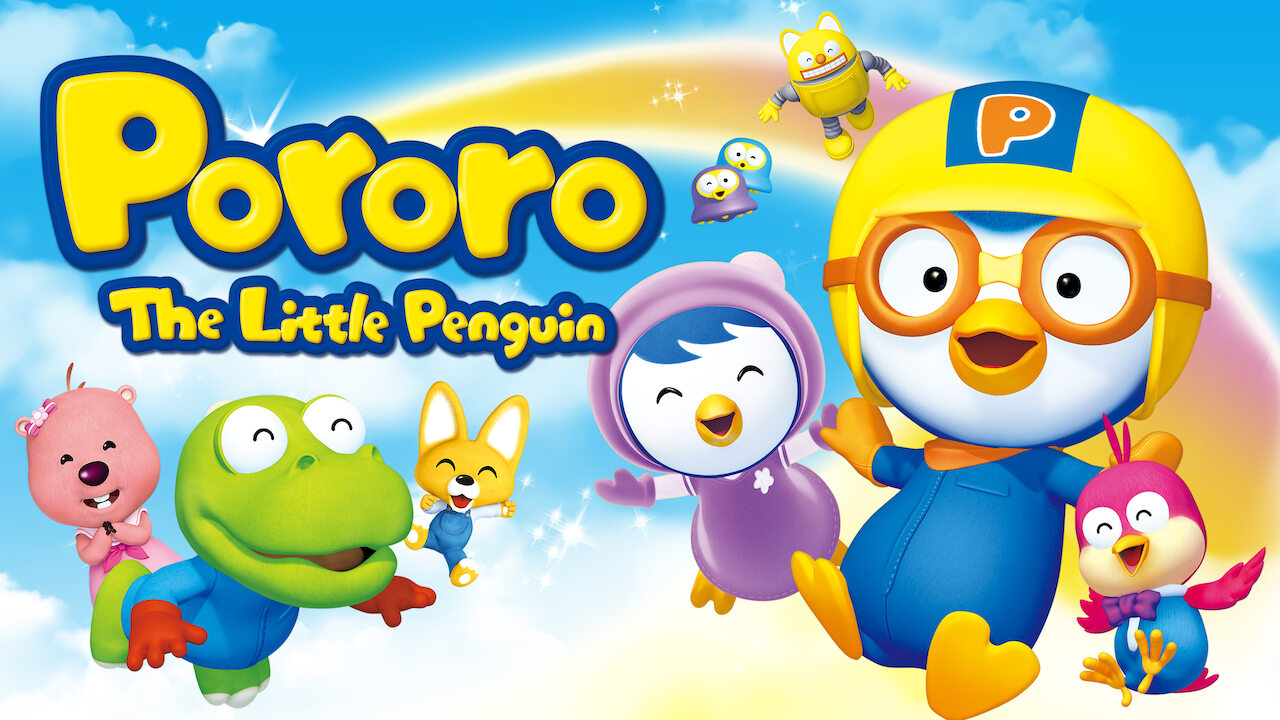 Pororo - The Little Penguin on Netflix UK