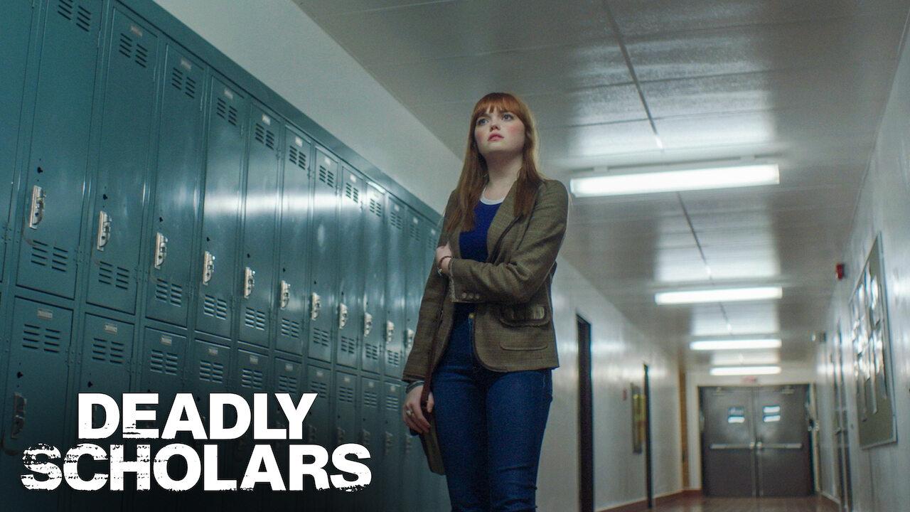 Deadly Scholars on Netflix UK