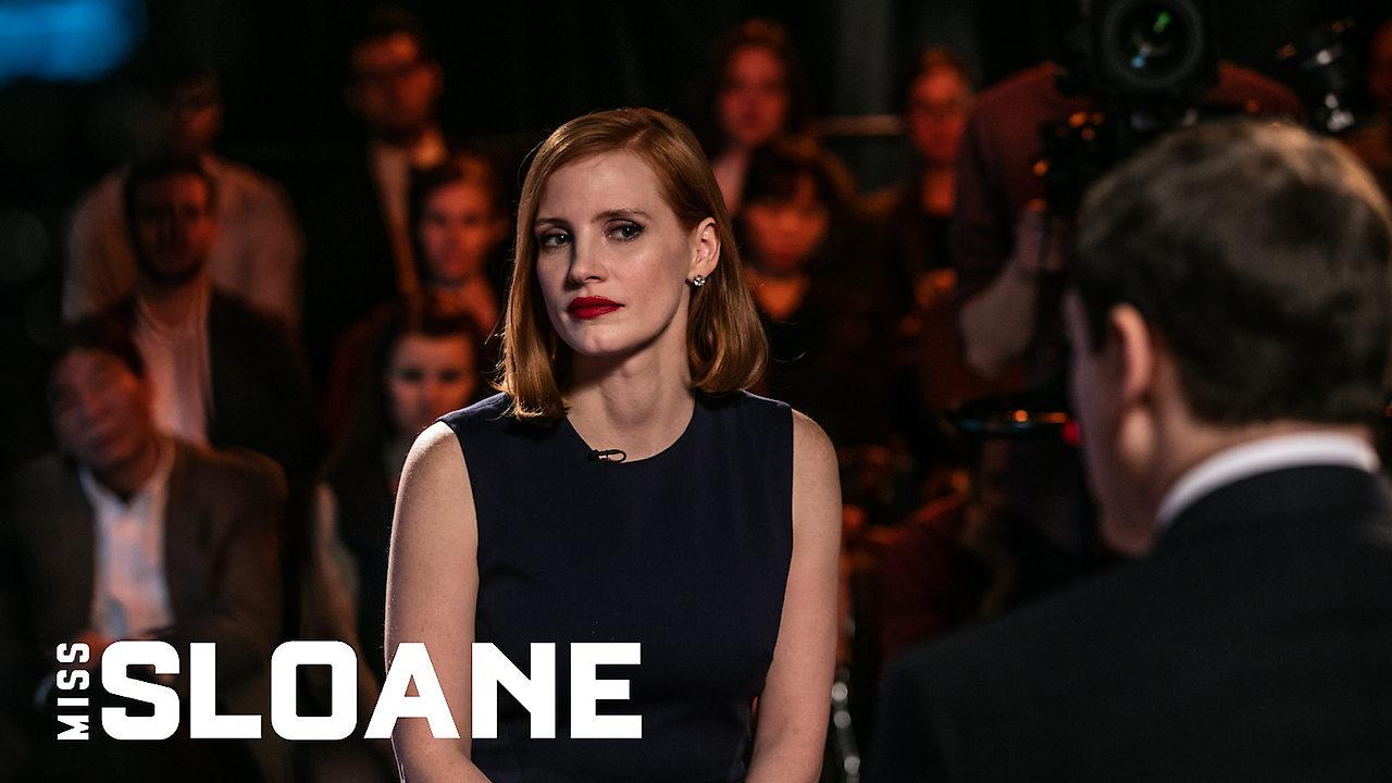 Miss Sloane on Netflix UK